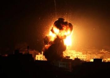 إسرائيل تقصف موقعا للمقاومة شمالي قطاع غزة