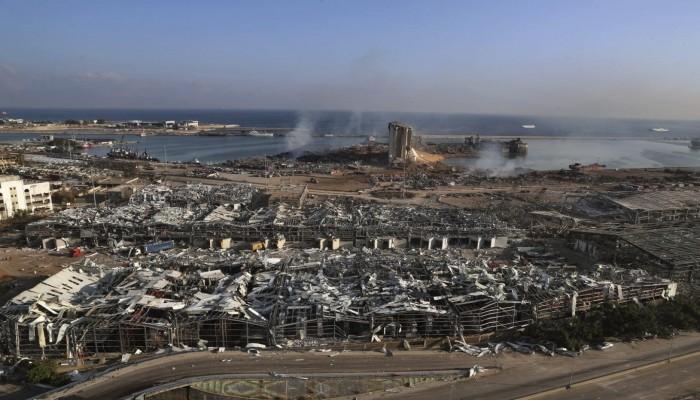 قبرص تحقق مع مالك السفينة المتسببة في انفجار بيروت