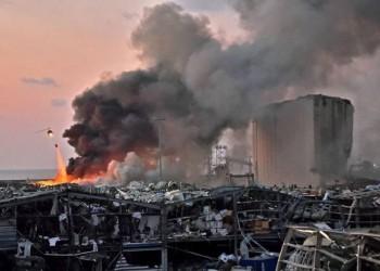 خبراء: قوة انفجار بيروت تعادل ضعفي أم القنابل الأمريكية