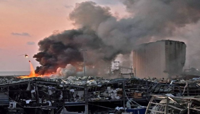154 قتيلا و5 آلاف جريح حصيلة غير نهائية لانفجار بيروت