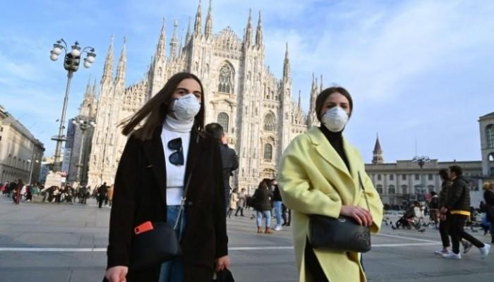 أكبر قفزة بإصابات كورونا في إيطاليا منذ مايو