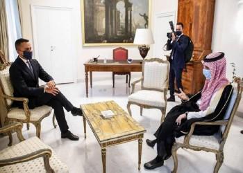 تناولت الأزمة الليبية.. مباحثات سعودية إيطالية في روما