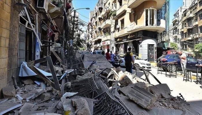 تفجير بيروت يودي بحياة زوجة سفير هولندا بلبنان