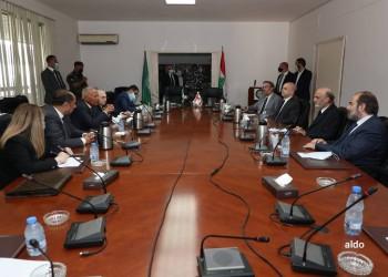 جعجع لأبو الغيط: لن نستقيل من دون حسابات