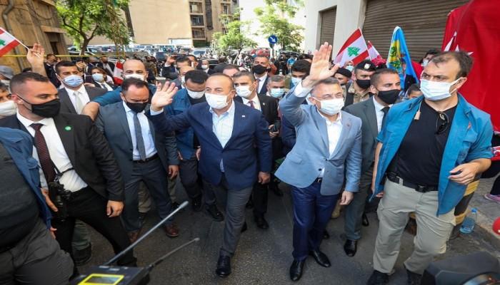 جاويش أوغلو: الجنسية التركية لكل لبناني تركماني