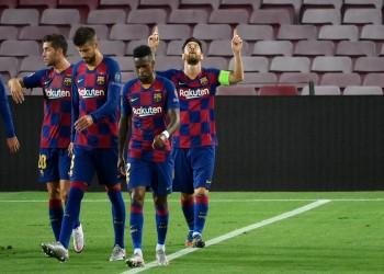 تأهل برشلونة وبايرن ميونخ لدور الثمانية بدوري أبطال أوروبا