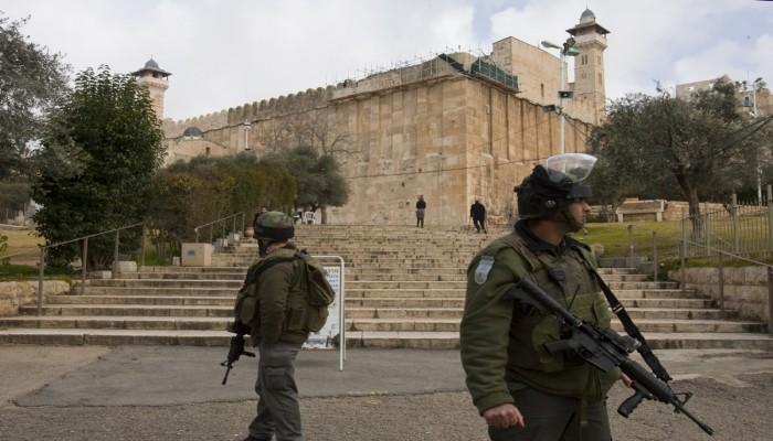 حماس تعلق على إجراءات إسرائيل الأخيرة بالحرم الإبراهيمي