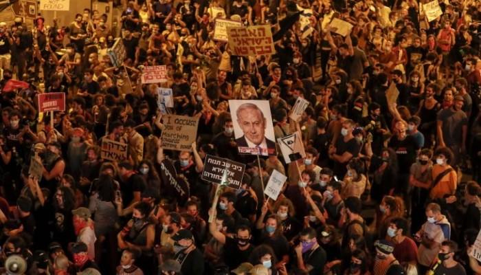 هل تُسقِط التظاهراتُ نتنياهو؟