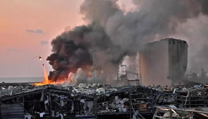 عدد ضحايا انفجار بيروت يتجاوز 220 قتيلا و5 آلاف جريح