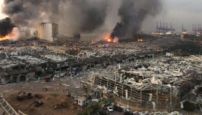 محافظ بيروت: جثث كثيرة مجهولة الهوية في انفجار المرفأ