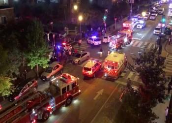 مقتل شخص وإصابة 20 بإطلاق نار في العاصمة الأمريكية
