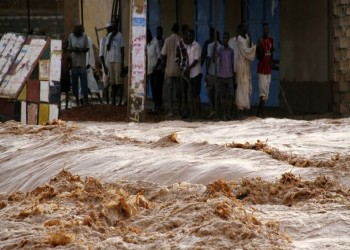 مقتل 30 شخصا وتدمير 4 آلاف منزل في السودان بسبب الفيضانات