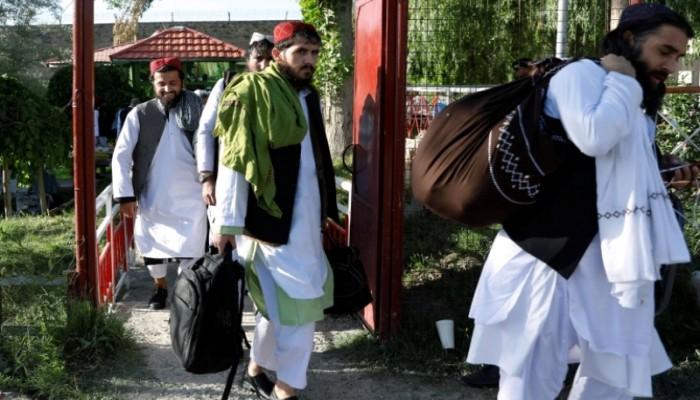 وكالة: الرئيس الأفغاني يفرج عن الدفعة الأخيرة من سجناء طالبان