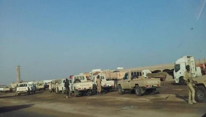 الوفاق الليبية: رصدنا 70 آلية مسلحة لمرتزقة الجنجويد تتجه لسرت