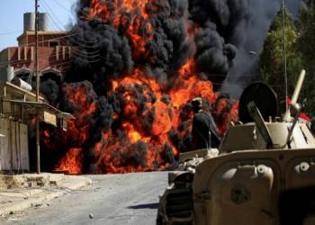 استهداف رتل لقوات التحالف الدولي بعبوة ناسفة شمالي بغداد