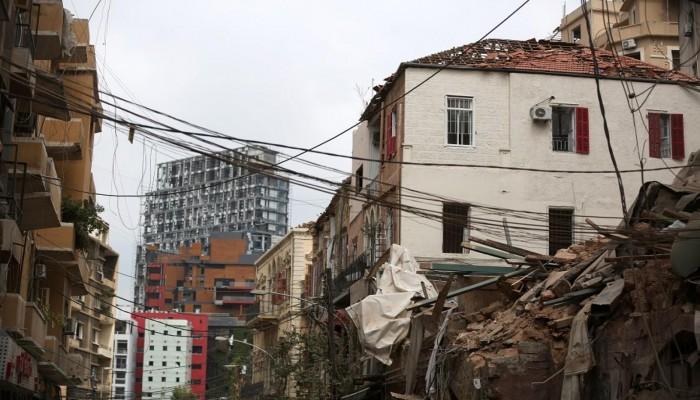 بينها 50 أثرا.. تضرر 8 آلاف مبنى بانفجار بيروت