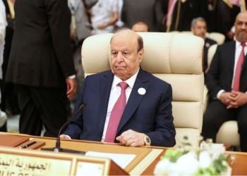 الرئيس اليمني يغادر إلى أمريكا للعلاج من اعتلال في القلب