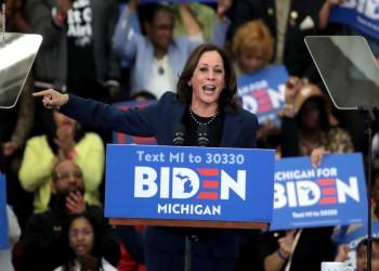 موالية لإسرائيل.. بايدن يختار هاريس نائبة له في انتخابات أمريكا
