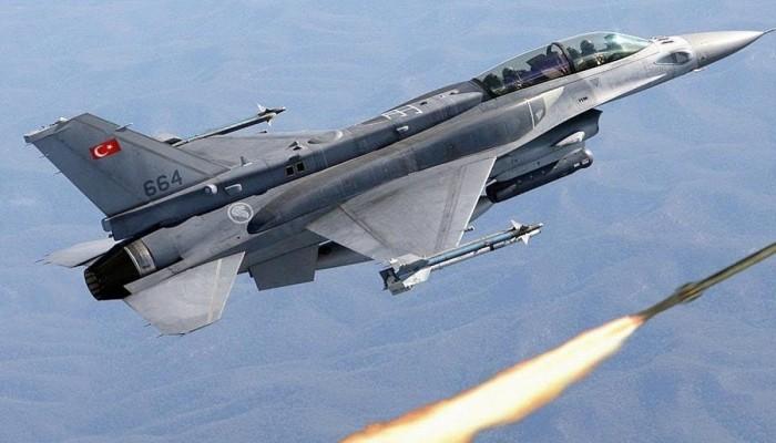تركيا تنشر فيديو القصف الجوي لأهداف كردية الذي أغضب العراق