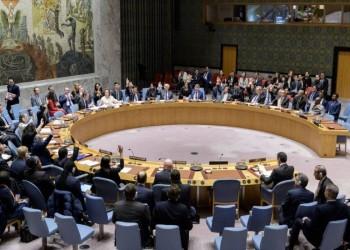 الإمارات في رسالة لمجلس الأمن: تركيا تثير القلق في المنطقة