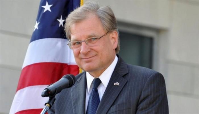 السفير الأمريكي بليبيا يبحث في تركيا سبل إنهاء الأزمة