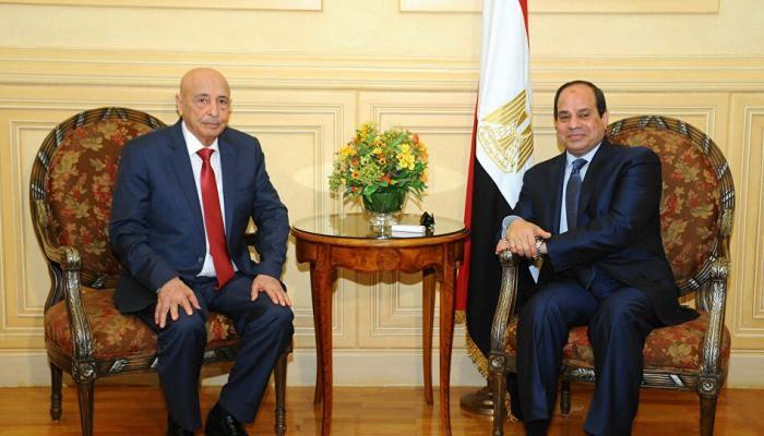 حراك بلا نتائج.. عقيلة صالح يصطدم برغبات واشنطن ومخاوف القاهرة