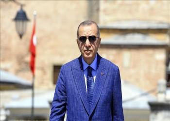 أردوغان يحذر من تجاهل حقوق تركيا في شرق المتوسط