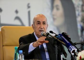 تبون يحذر من ثورة مضادة تستهدف استقرار الجزائر