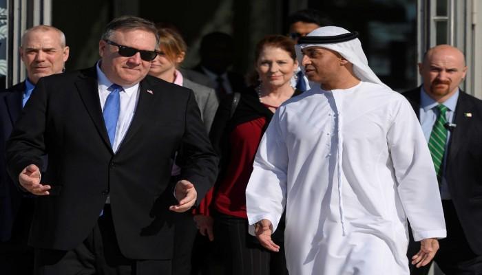 وثائق سرية: حملة إماراتية لتحريض أمريكا على معاقبة قطر وتركيا والجزيرة