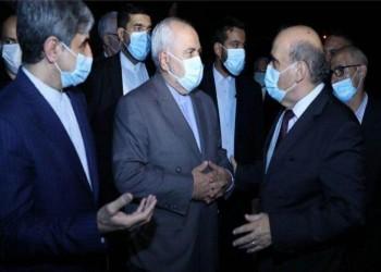 تضامنا مع لبنان حكومة وشعبا.. ظريف يصل إلى بيروت