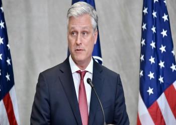 خيبة أمل أمريكية من رفض بريطانيا وفرنسا وألمانيا تمديد حظر تسليح إيران
