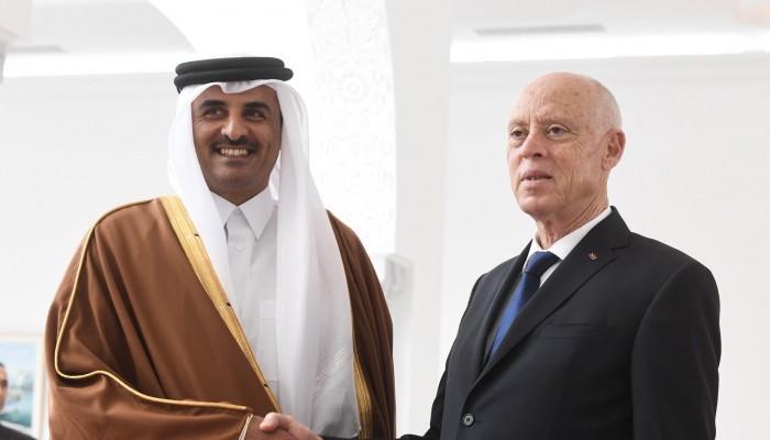 تضاعفت 6 مرات في عام.. قطر تعلن استعدادها لتوسيع استثمارتها في تونس