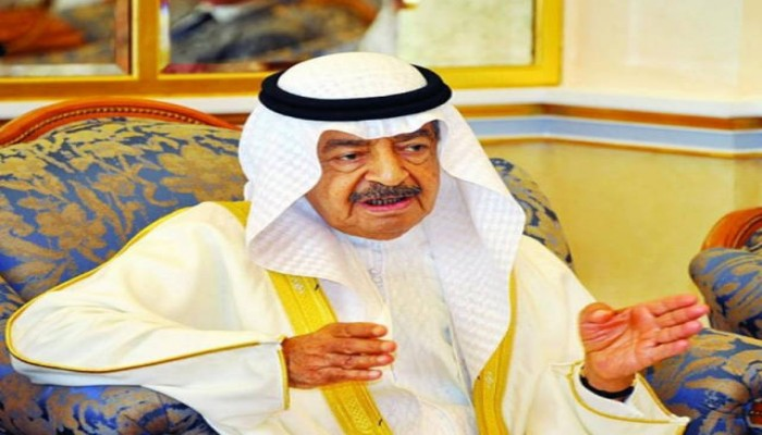 رئيس وزراء البحرين يغادر البلاد في زيارة مجهولة الوجهة