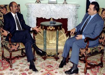 كواليس جديدة لعلاقة مبارك وزيناوي حول سد النهضة