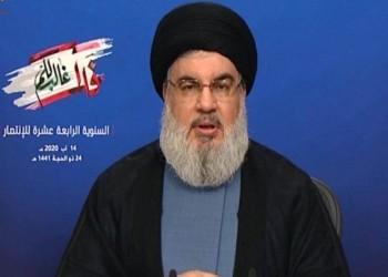 حزب الله يتوعد إسرائيل بعمل عسكري لتثبيت قواعد الاشتباك