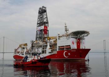 تركيا تعلن مواصلة التنقيب عن النفط شرقي المتوسط
