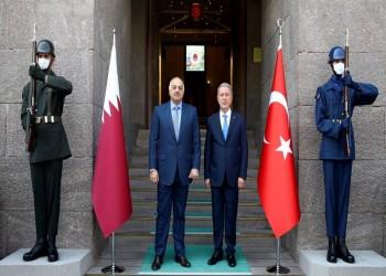 وزيرا دفاع تركيا وقطر يزوران طرابلس للقاء مسؤولي الوفاق