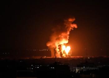 غزة.. الاحتلال يقصف أهدافا متنوعة للمقاومة والبالونات الحارقة مستمرة