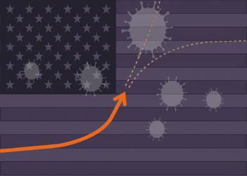 رويترز: حصيلة مرعبة لوفيات كورونا بأمريكا قبل حلول الشتاء