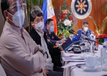 بعد شفائه بـ5 أشهر.. كورونا يعاود مهاجمة وزير الداخلية الفلبيني