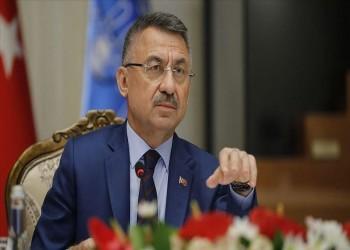 نائب أردوغان: نشر مقاتلات فرنسية جنوب قبرص يخالف اتفاقية 1960