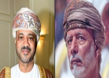 البوسعيدي يخلف بن علوي.. مفاخرة بالمخضرم وتوسيع لصلاحيات قريب السلطان