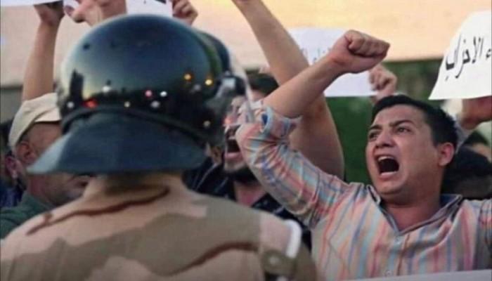 نجاة ناشط عراقي من محاولة اغتيال في بغداد