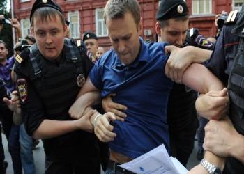 حالته خطيرة.. أنباء عن تسميم نافالني أبرز معارضي بوتين