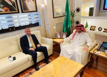 السفارة السعودية بالجزائر تحذف صور لقاء السفير بقيادي إخواني