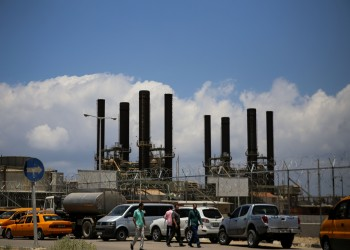 2000 منشأة صناعية في قطاع غزة تأثرت بتوقف محطة الكهرباء عن العمل