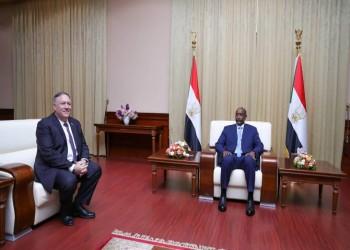 بعد لقاء بومبيو والبرهان.. أمريكا: تطورات إيجابية في علاقة السودان بإسرائيل