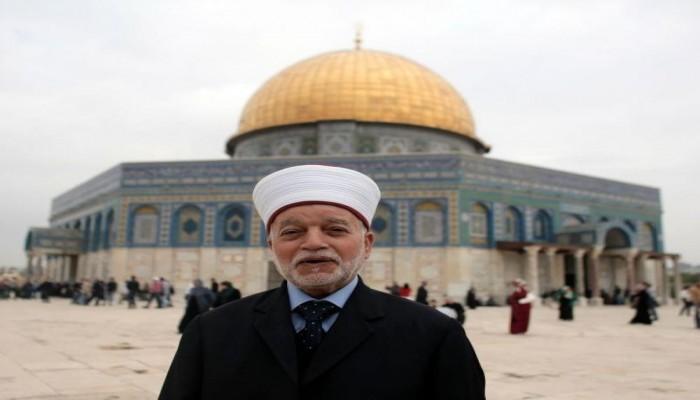 استقالة مفتي القدس من منتدى إماراتي يؤيد التطبيع