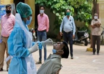 خلال يوم واحد.. أكثر من 75 ألف إصابة بكورونا في الهند