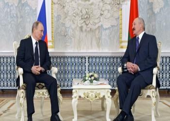 بوتين يعرض إرسال قوة عسكرية لمساعدة رئيس بيلاروسيا